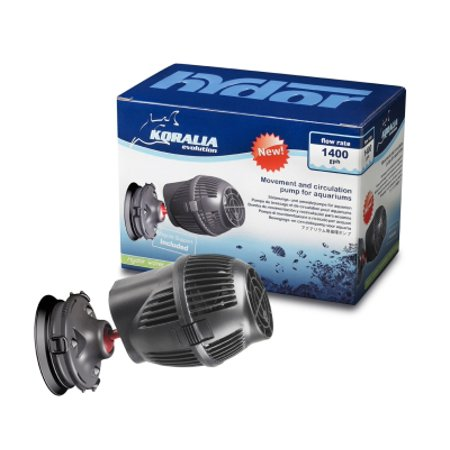 Hydor koralia 4 ul 1400 gph 12w for Fish tank filter pump walmart