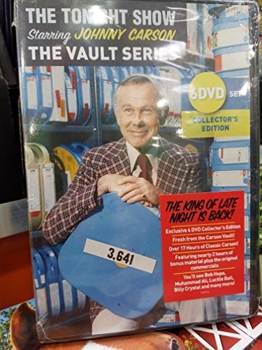 The Tonight Show Starring Johnny Carson: The Vault Series (DVD) by Weades Moines Video