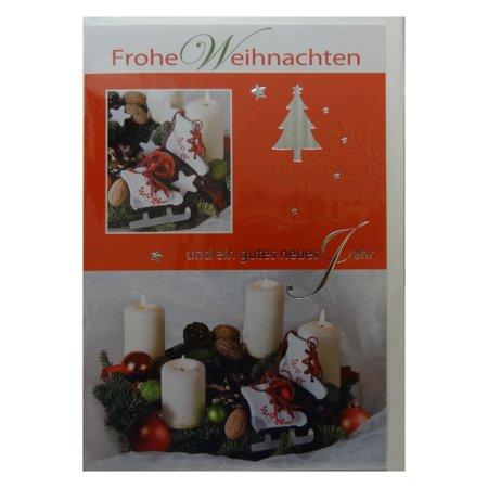Korsch verlag german christmas greeting card walmart korsch verlag german christmas greeting card m4hsunfo