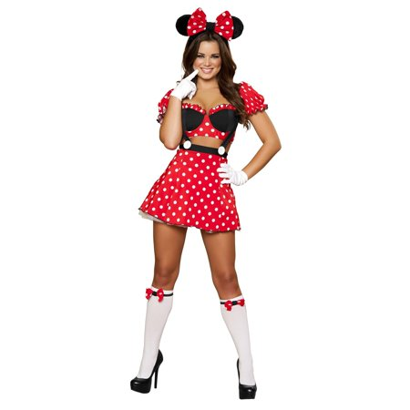 Mousey Mistress Mouse Costume (Mouse Costumes For Women)