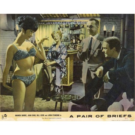 A Pair of Briefs POSTER Movie H Mini Promo (Halloween Briefe)