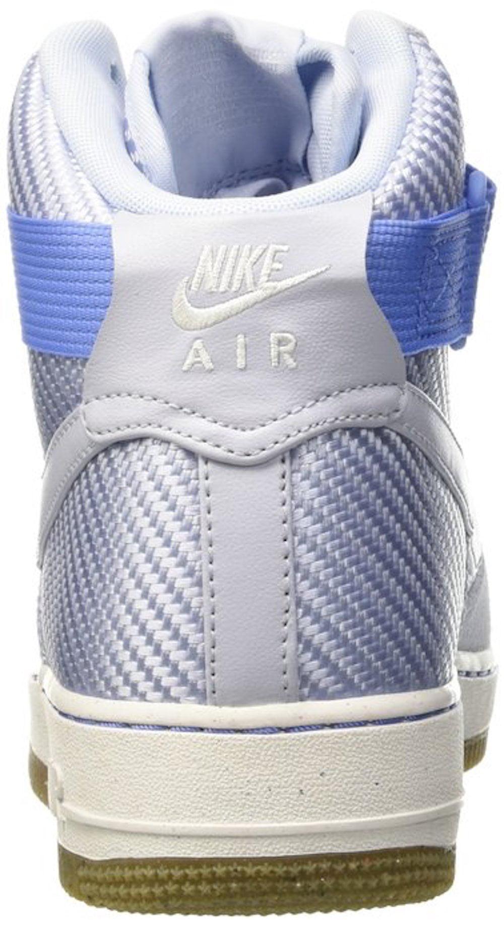 ca8dda0f6264 Nike - nike 654440-401  women s air force 1 hi prm porpoise basketball shoe  (porpoise porpoise