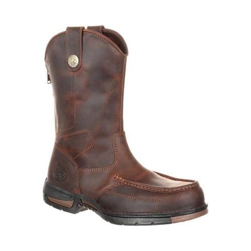 Men's Georgia Boot GB00226 Athens Pull
