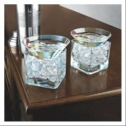 Wine Enthusiast Midtown Martini Chillers (Set of 2)