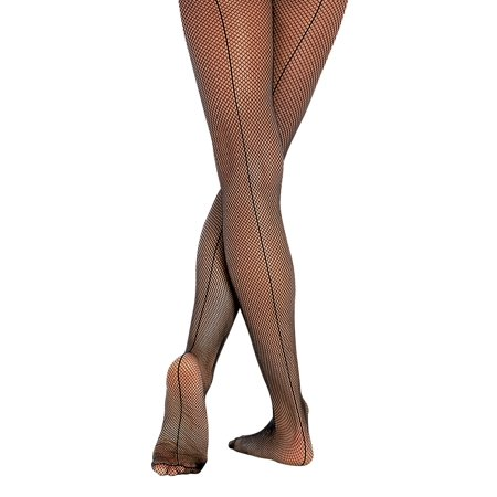 Adult totalSTRETCH Fishnet Seamed - Seam Fishnet Tights