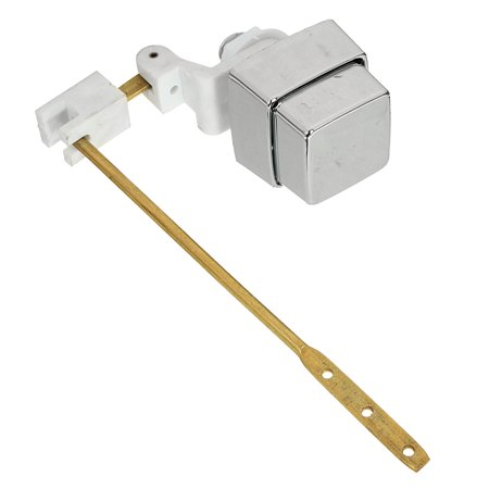 Meigar Push Botton Side Mount Toilet Tank Lever Flush Handle Brass Arm Fits Most Toliet Special Today Brass Flush Toilet Lever