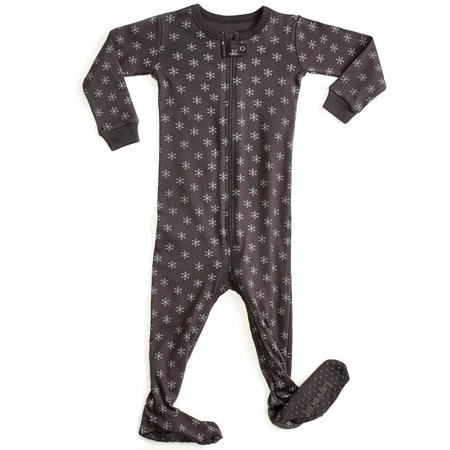 489f8ea88 Leveret Baby Boys Girls Footed Sleeper Pajama 100% Organic Cotton ...