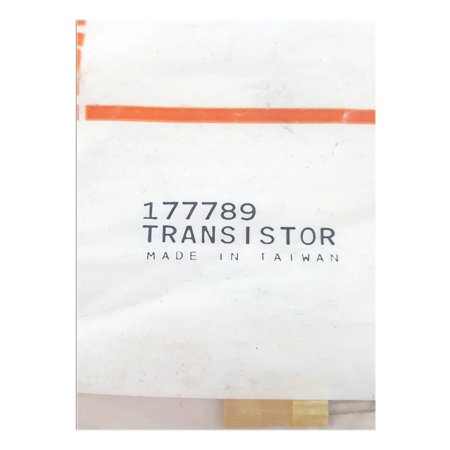 RCA VCR Replacement Transistor Part No. 177789 ()