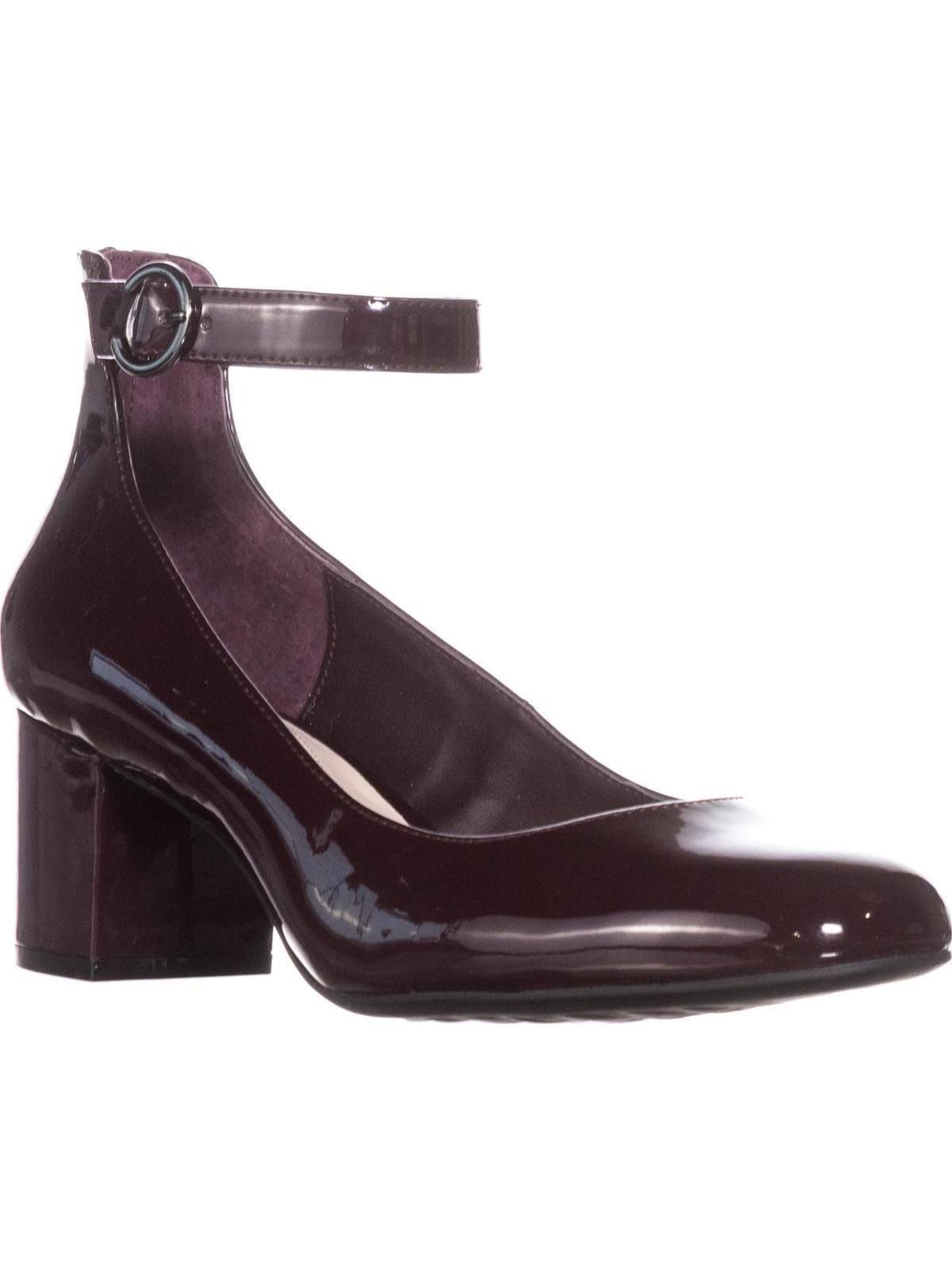 028b2180e1a8 A35 - Womens A35 Ashiaa Ankle Strap Pumps