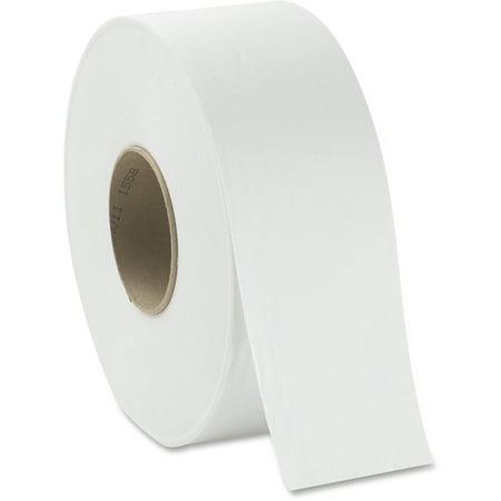 Jumbo Roll Paper - Georgia-Pacific Envision Jumbo Jr. Toilet Paper, 12798, 1000 Ft per Roll, 8ct