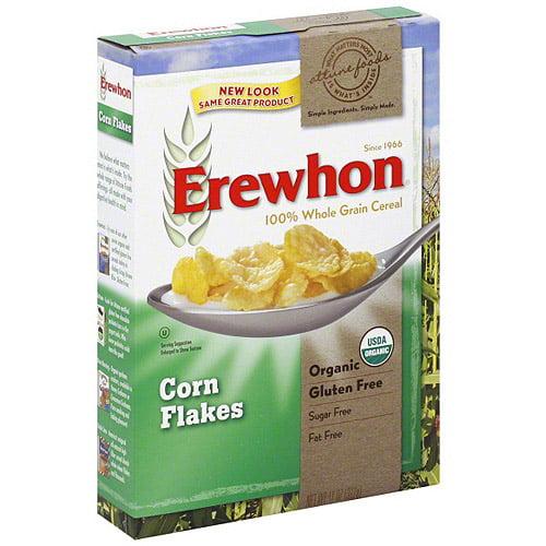 Generic Erewhon Corn Flakes Cereal, 11 Oz (pack Of 6)