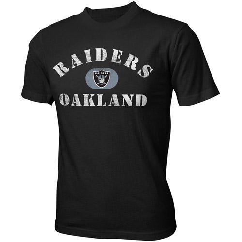 NFL Boys' Oakland Raiders Short Sleeve Tee