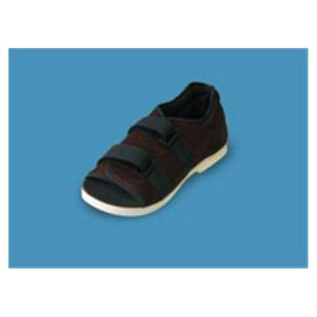 WP000-19087 19087 Surgical Shoe-Velcro/Burg Mens Large 19087 From Triple Quantity 1 Unit