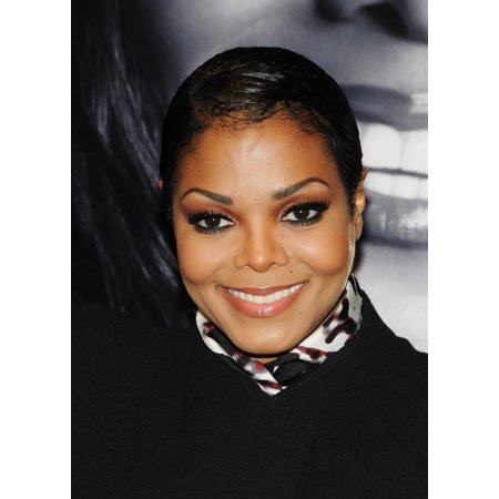 Janet Jackson At In-Store Appearance For Janet Jackson True You A Guide To  Finding And Loving Yourself Book Signing Stretched Canvas - (16 x 20)