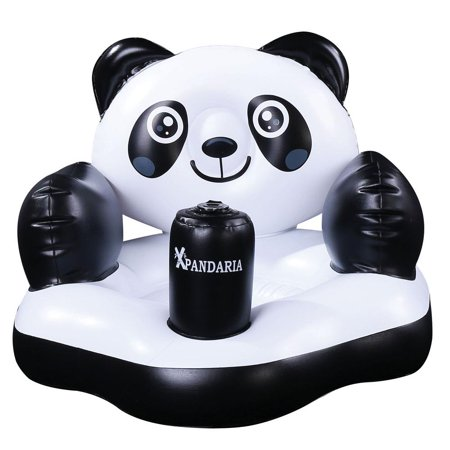Lightahead Inflatable Chair With Built In Pump For Kids