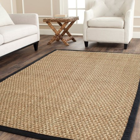 natural rug rugs for overstock material less casual border ivory home and area fiber safavieh seagrass garden cat