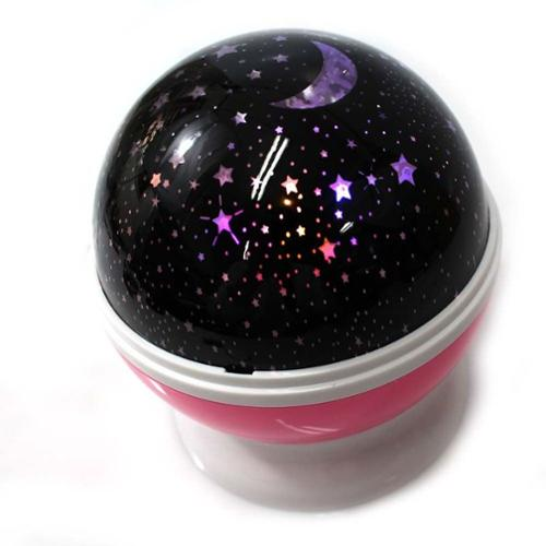 Cosmos Star Sky Moon Projector LED Super Bright Night Lamp 3 Modes USB - Pink (Christmas Gift Idea)