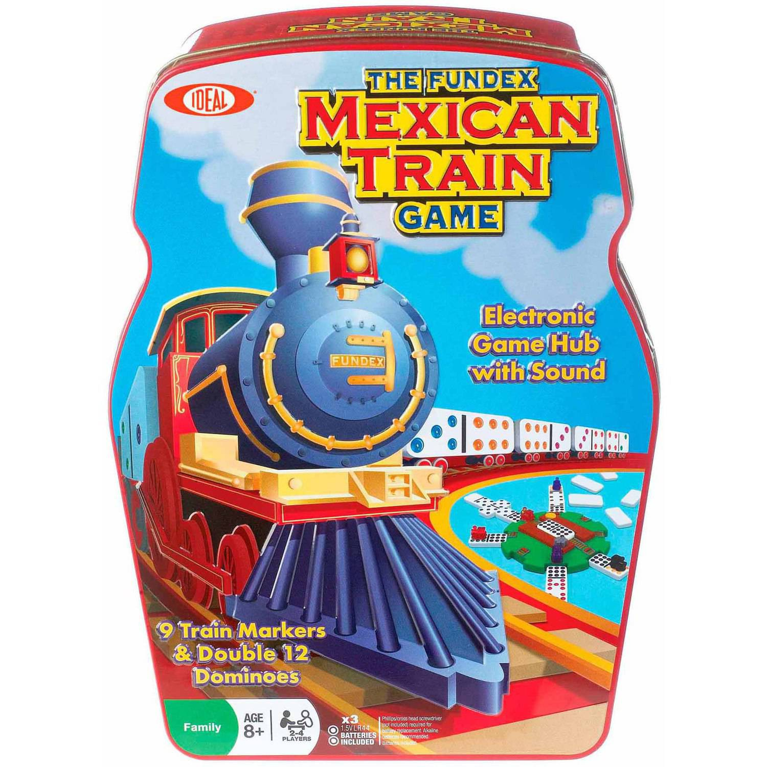 Ideal Mexican Train Game