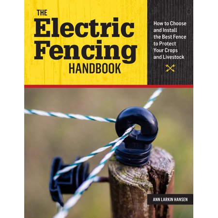 Fencing Cover - Electric Fencing Handbook - Paperback