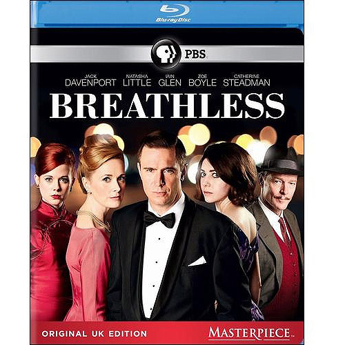 Masterpiece: Breathless (Blu-ray) PBSBRMS64428