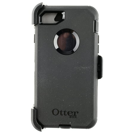 Black Otter Box Defender Rugged Protection Case