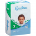 Attends Comfees Baby Diapers - Size: 7, Over 41 lbs.,Bag of 20