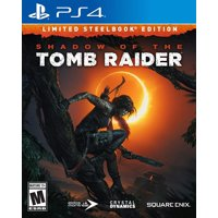 Shadow of the Tomb Raider Limited Steelbook Edition, Square Enix, PlayStation 4, 662248920894