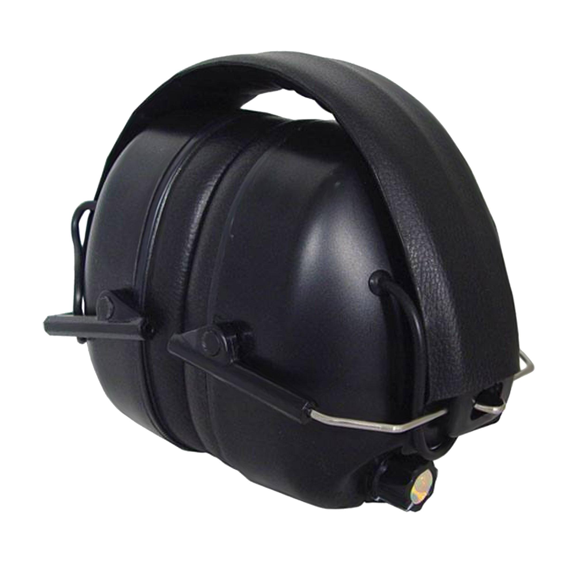 RADIANS 430 ELECTRONIC EARMUFF 27 DB BLACK