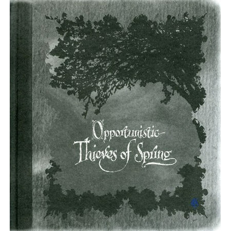 Opportunistic Thieves of Spring (CD) (Includes DVD)