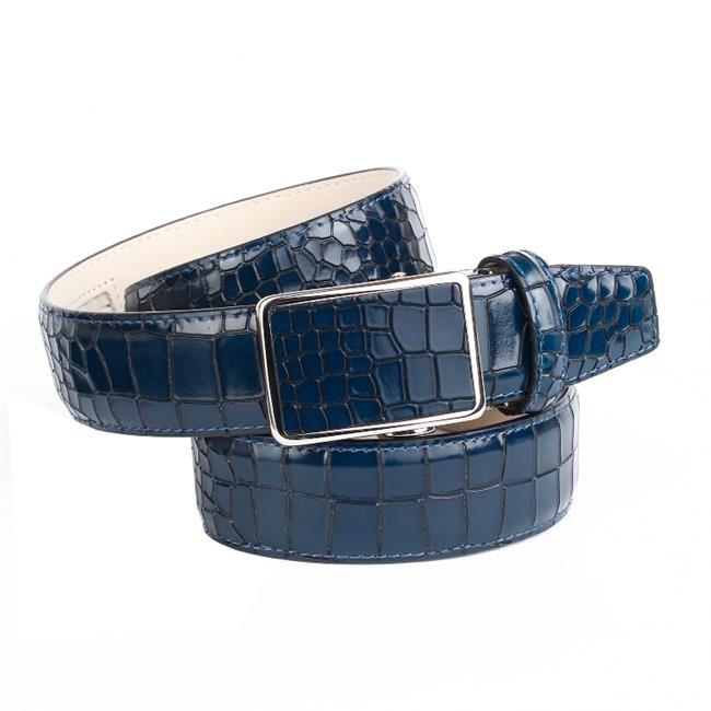 Anthoni Crown 17K80-90 Mens Herren Gurtel Leather Belt - Size 36