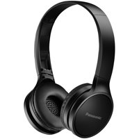 Panasonic RP-HF400B-K Bluetooth On-ear Headphones (black)