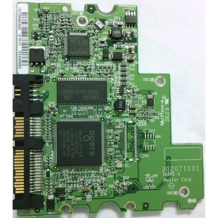 6L320S0, BACE1G20, NMBA, OSCAR F7-D4 040125400, Maxtor SATA 3.5 PCB