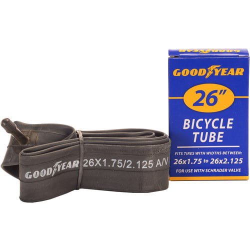 "26/"" inch Inner Bike Tube 1.75-2.125 Bicycle Rubber Tire Interior Cruiser 4"