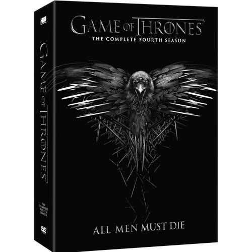 Game Of Thrones: The Complete Fourth Season (Walmart Exclusive) (WALMART EXCLUSIVE)