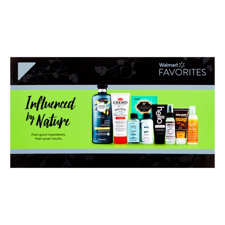 Walmart Beauty Favorites - Influenced By Nature