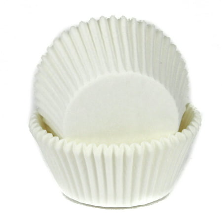 Chef Craft Parchment Paper Baking Cups, 50 Ct (Portion Paper Baking Cups)