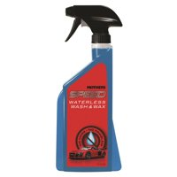 Mothers Speed Waterless Wash And Wax