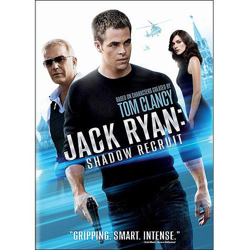 Jack Ryan: Shadow Recruit (With INSTAWATCH) (Widescreen)