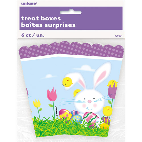 Easter Favor Boxes, 6-Count
