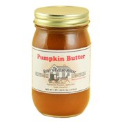 Byler's Relish House Homemade Amish Country Pumpkin Butter 16 oz.