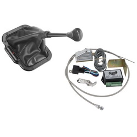 Lokar XCINB-1784 LOCXCINB-1784 MIDNIGHT SERIES CABLE OPERATED LED BOOT INDICATOR