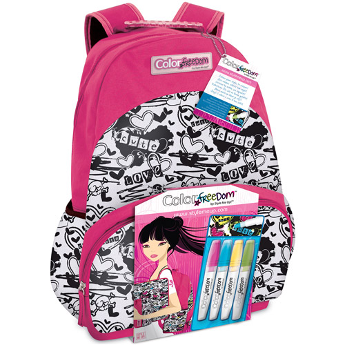 Aquastone Group Style Me Up Color Freedom Backpack
