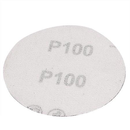 """3"""""""" Diamètre 100 poussiére abrasifs polissage pon age velcro disques papier 50 pcs - image 1 de 3"""