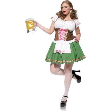 Leg Avenue Plus Size Gretchen Adult Halloween - Gretchen Weiners Costume