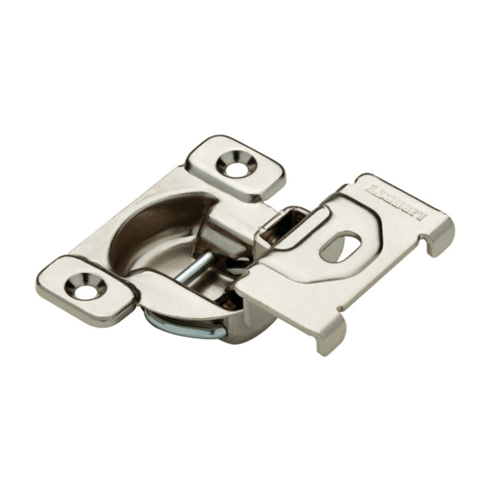 Liberty Hardware 108 Degree Overlay Face Frame Hinge - Set of 2