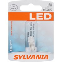 SYLVANIA 168 WHITE SYL LED Mini Bulb, Pack of 1