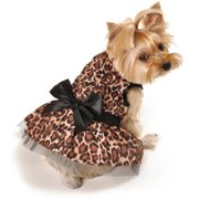 Lulu Pink Leopard Party Dress, Multiple Sizes Available