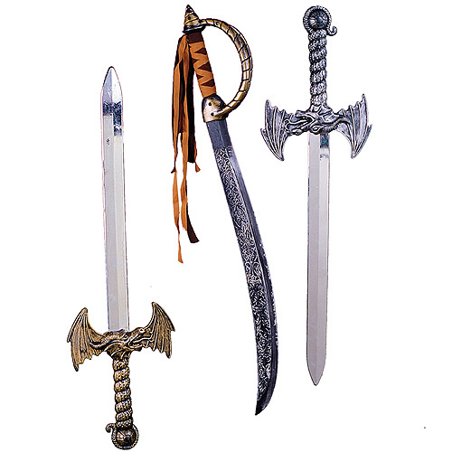 Pirate Sword Halloween Accessory