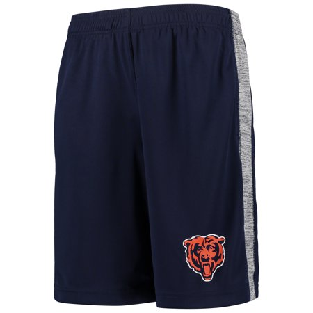 Chicago Bears NFL Pro Line by Fanatics Branded Youth Practice Team Shorts - Navy (Pro Cycling Team Shorts)