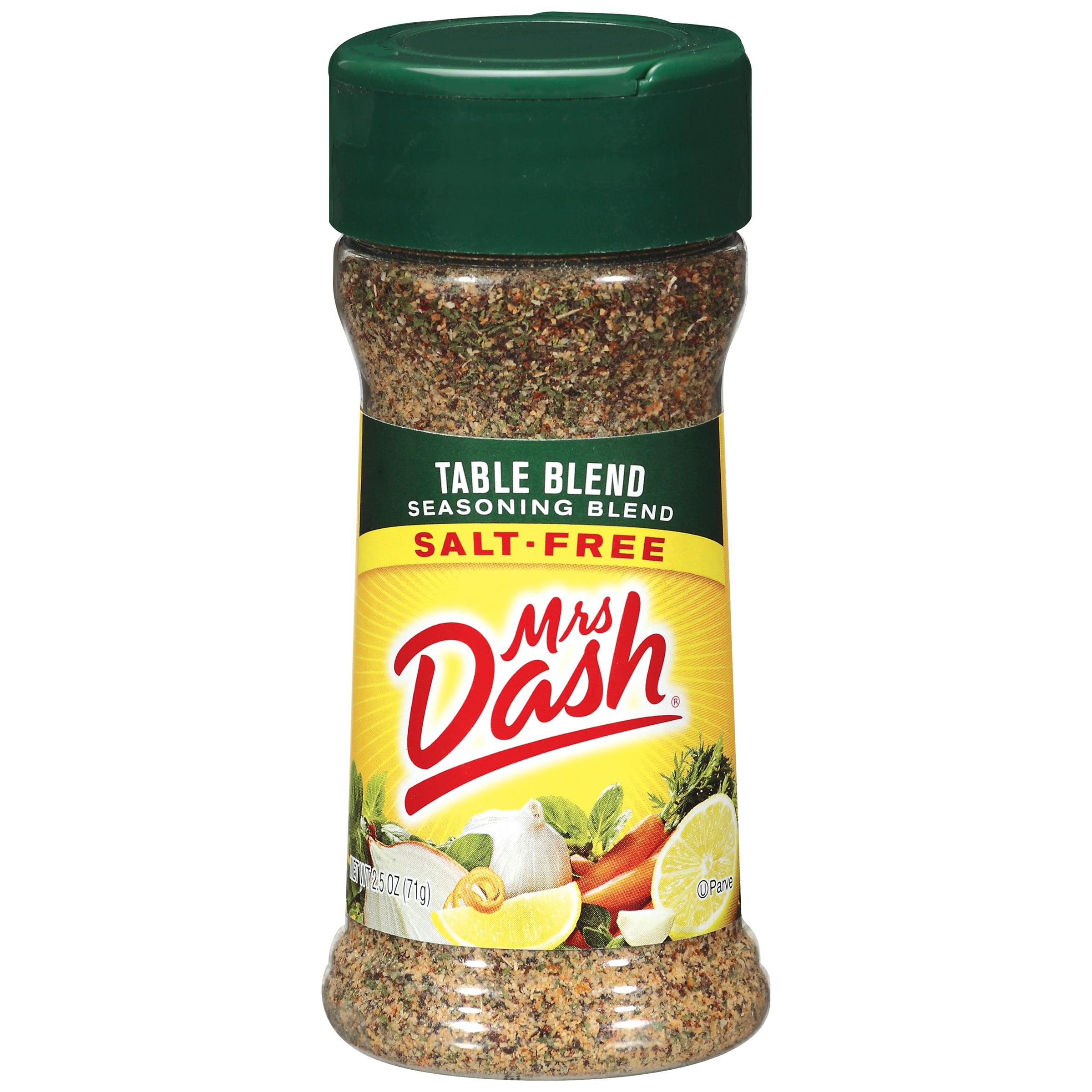 Mrs Dash Salt-Free Seasoning Table Blend, 2.5 oz